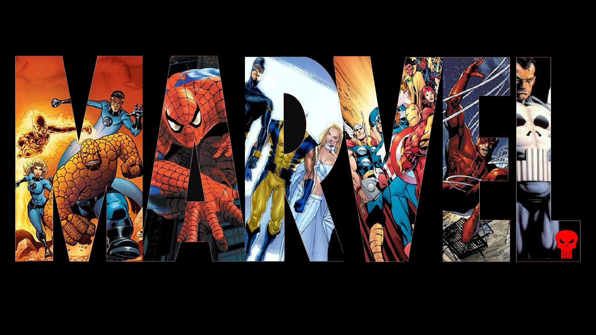 Marvel zoom background